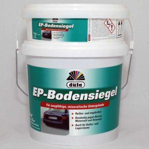 EP-Bodensiegel – Ipari- és garázspadlófesték Epoxigyanta padlóbevonat