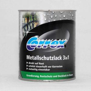 Correx Metallschutzlack 3in1 – Fémvédő lakk 3 az 1-ben