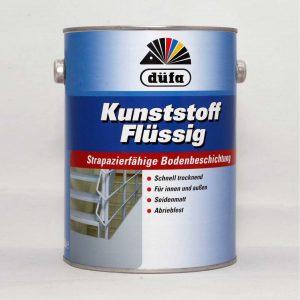 Kunststoff Flüssig – Műanyag padlófesték
