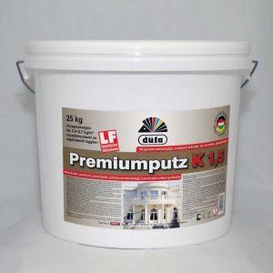 Premiumputz K 1,5 – prémium minőségű vékony nemesvakolat