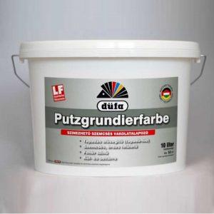 Putzgrundierfarbe weiss D329 – Vízzel hígítható, vékonyvakolat alapozó (fehér)
