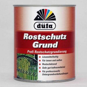 Rostschutzgrund – Rozsda ellen védő alapozófesték