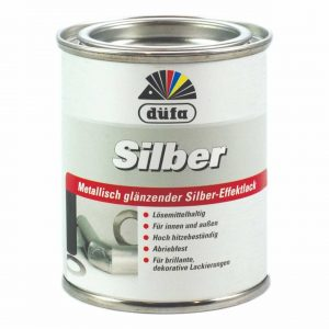 Silber Extra – Ezüstszínű zománcfesték