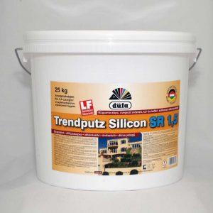 Trendputz Silicon SR – szilikonos vékony nemesvakolat
