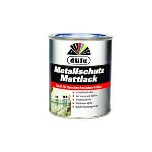 Metallschutz Mattlack – Kovácsoltvas zománcfesték