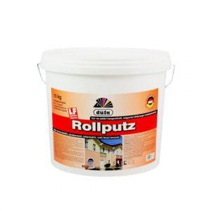 Düfa-Rollputz – Kül- és beltéri műgyantás modellező vakolat