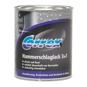 Correx Hammerschlaglack 3in1 – Kalapácslakk zománc