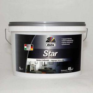 Düfa STAR – Magas fehérségű prémium falfesték