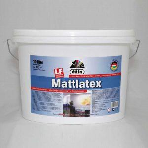 Mattlatex – Beltéri matt fehér latexfesték