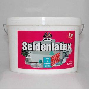 Seidenlatex D 101 – Beltéri fehér latexfesték, selyemfényű
