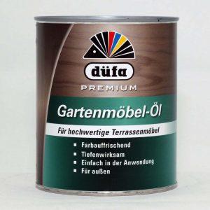 Düfa Premium Gartenmöbel – Kertibútor olaj