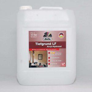 Düfa Tiefgrund LF D14 színtelen mélyalapozó 1:4 arányban higítható