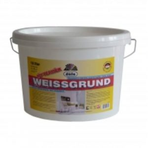 Profitec Weissgrund – Műgyantás fehér alapozó gipszkarton felületekhez